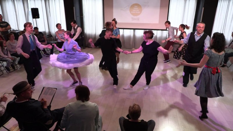 Shag Open Strictly at Russian Swing Dance Championship 2018