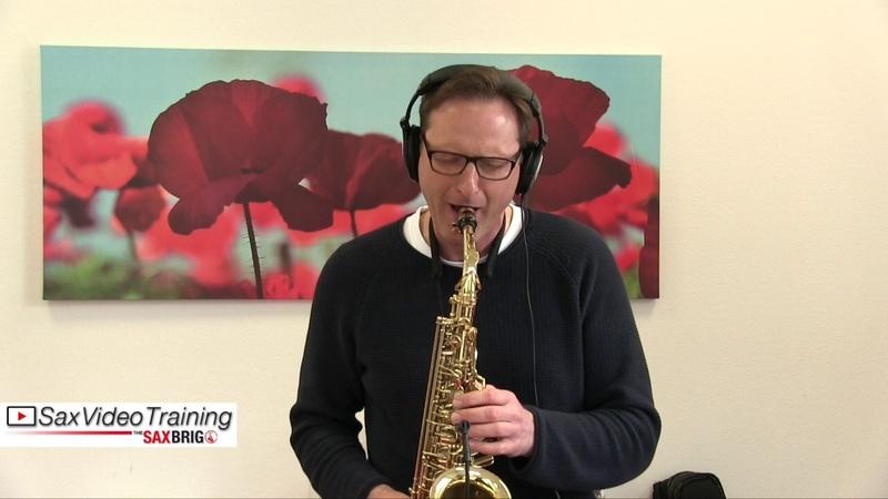 Misty by Erroll Garner (1954) - Misty on Alto Saxophone