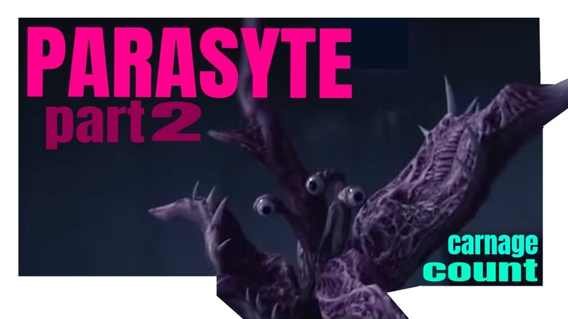 Parasyte: Part Two (2015) Carnage Count