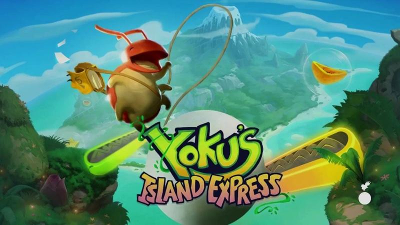 Yokus Island Express с Масей №2