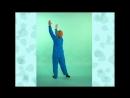 3 Комплекс Спиральной Гимнастики (вид сзади) 2 мин