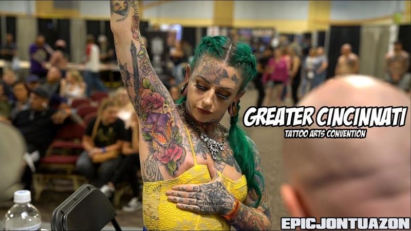 Greater Cincinnati Tattoo Arts Convention 2018 | Villain Arts