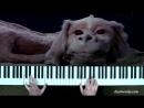 М. Дунаевский - Ветер перемен пианино кавер музыка из к_ф Мэри Поппинс, до свидания