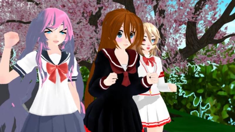 ♥[MMD] Shipping Time! Again (Sakura, Me and Kiyoko) and (Taeko Yamada x Ayato Aishy)♥