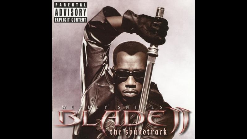 Блэйд 2 (2002).ужасы, боевик,фэнтези,триллер