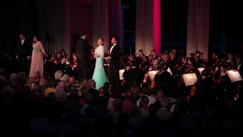 Verdi - Rigoletto quartet Bella figlia dellamore - Alexander Liu, Mima Millo, Anna Startseva, Jaka Mihelač