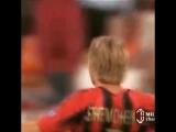 Второй гол Андрея Шевченко в Супер Кубке Италии против Лацио. 08/21/2004