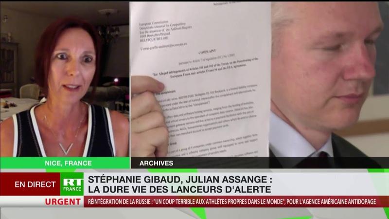 Pour Stéphanie Gibaud, les lanceurs dalerte ont «éveillé les consciences» (ENTRETIEN)