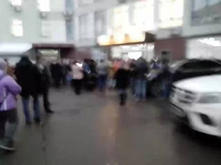 Ксения Собчак. Открытие штаба