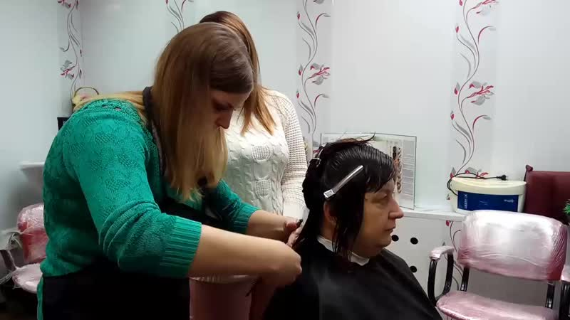 курс парикмахер универсал школа красоты глори орехово--зуево