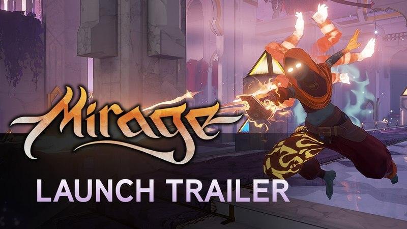 Mirage: Arcane Warfare - Launch Gameplay Trailer VGTimes.Ru