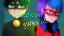 Кроссовер Арт МГА и ЛБ/Crossover Art MHA and LB | speedpaint |