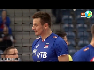 Ilia Vlasov - Spike 365 cm - Best Volleyball Actions - Volleyball Movie