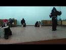 Первая репетиция сцены Распутин Пробуждение тёмных сил