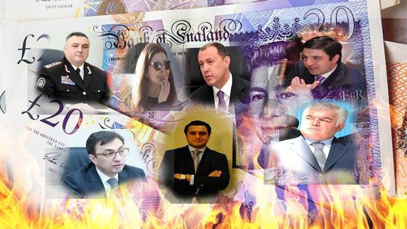 Azərbaycanlı oliqarxlara London TƏLƏSİ!