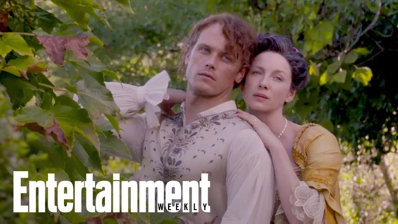 Outlander: The Gold The Beautiful Exclusive Behind-The-Scenes | Cover Shoot | Entertainment Weekly