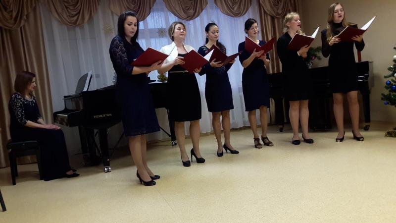 концерт выпускниц
