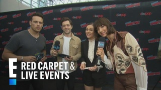"""Outlander"" Cast Thanks Fans for E! PCAs Support 