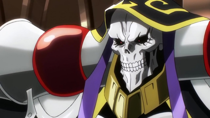 Overlord II (TV-2) / Повелитель ТВ-2 - 1 серия | Dejz, Cleo-chan, Itashi WhiteCroW (MVO) [AniLibria.Tv]