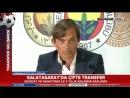 Fenerbahçe Yeni Teknik Direktörü Phillip Cocu İmza Töreni 27 Haziran 2018