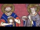 ТОП 15 БЕЗУМНЫХ средневековых миниатюр. Самые БРЕДОВЫЕ картины средневековья. Кр