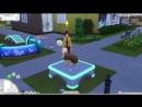 [Maggsie] The Sims 4: Пятнистая Жизнь 17   Встреча   КОШКИ И СОБАКИ  