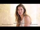 Рекламная кампания Intimissimi #insideandout с Жизель Бюндхен