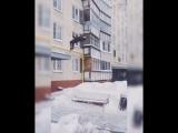 Хули, зима