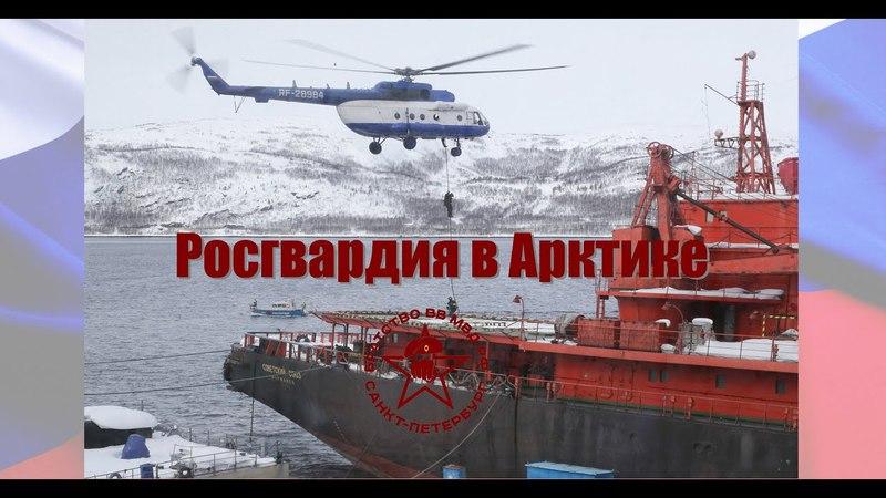 Росгвардия в Арктике