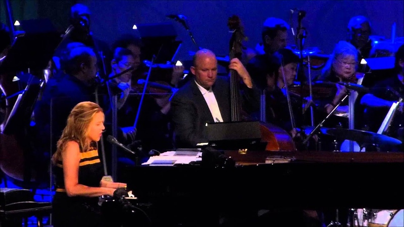 Diana Krall - If I Take You Home Tonight - Mann Music Center, Phila 7/24/2015