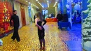 Алексей Бутин - Яна Романова - Румба, ТСК Территория Танца Ярославль спортивные танцы