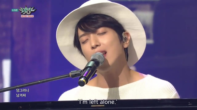 20150918 CNBLUE - Hold My Hand / Cinderella [Music Bank COMEBACK STAGE]