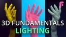 Understanding Lighting 3D Fundamentals