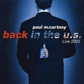 Paul McCartney альбом Back In The U.S.