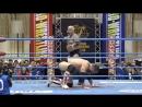 Joe Doering vs. The Bodyguard (AJPW - Champion Carnival 2018 - Day 3)