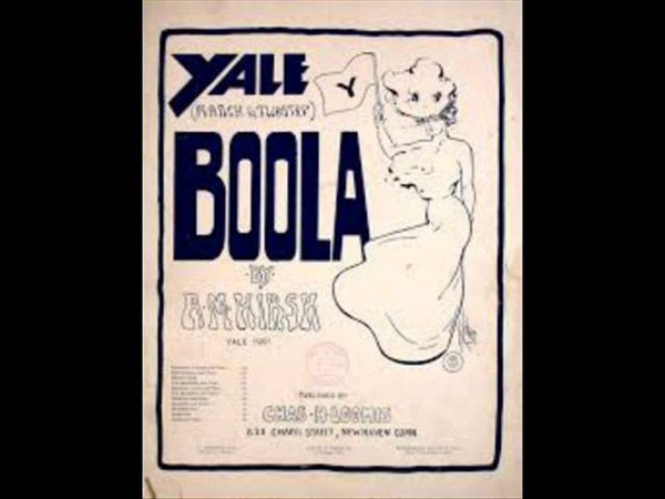 Arthur Pryor's Band Yale Boola March 1910 Yale University Boola Boola