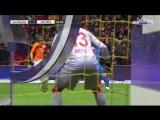 Galatasaray 3-1 Göztepe 24.12.17 1.Yarı