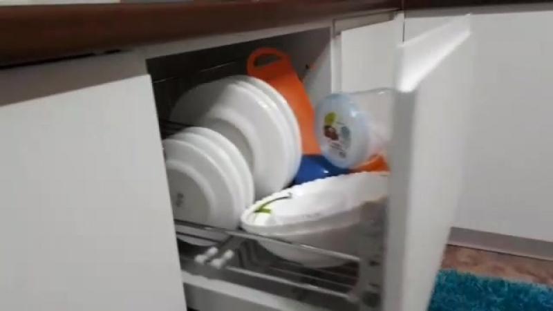 Обзор фурнитуры новой кухни