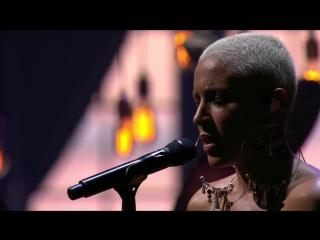 Loreen sjunger -Da Zamong Zeba Watan- på Polar Music Prize 2018 - Polar music prize (TV4) - YouTube