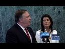 Word for Word: Mike Pompeo Supports Invitation for Putin U.S. Visit (C-SPAN)