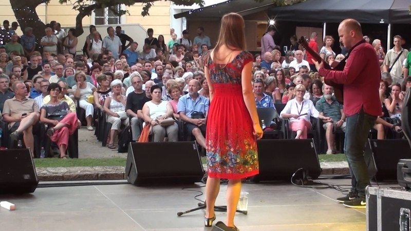 [HD] Harcsa Veronika Gyémánt Bálint - Székesfehérvár, Alba Regia Fesztivál (2017-08-09)