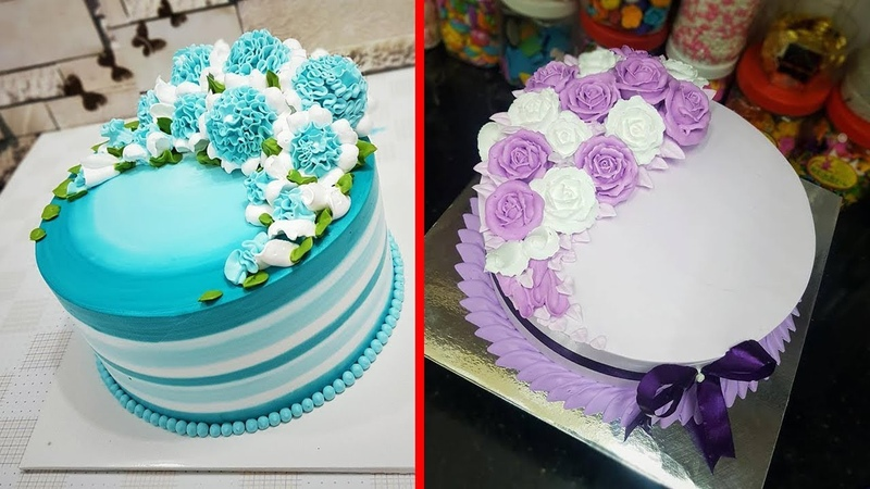 Top 10 Amazing Cake Decorating Tutorial 😍 The Most Satisfying Cake Decorating Video | Cake Style