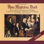 Johann Sebastian Bach альбом J.S. Bach: The Notebooks Of Anna Magdelena Bach