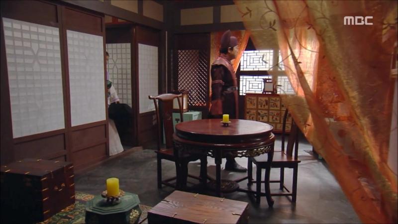 Императрица Ки - Дайду. Дворец императора. Внутренне устройство двора.Часть 5
