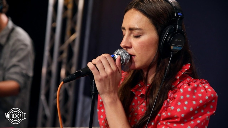 HAERTS - New Compassion (Recorded Live for World Cafe)