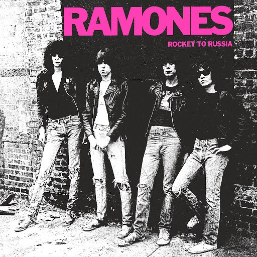 Ramones album Rocket To Russia (40th Anniversary Deluxe Edition)