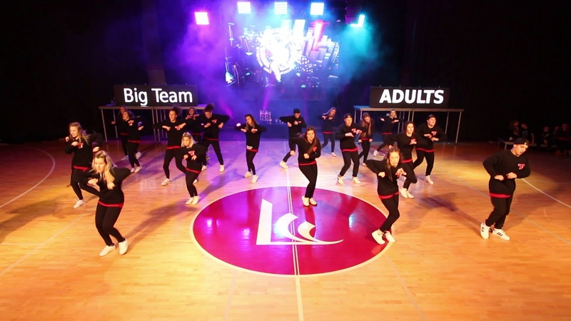 Triada   HipHop Big Teams Adults   Lithuanian Cup 2017