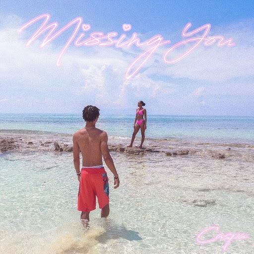 Caspa альбом Missing You