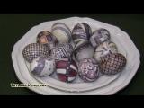 Как покрасить яйца на Пасху за 15 минут!