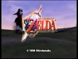 Zelda Ocarina of Time - Opening